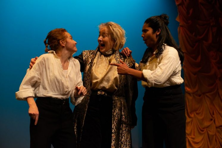 Photo by Jalen Laine Photography featuring Kayla Doerkson, Barbard Pollard and Adele Noronha.